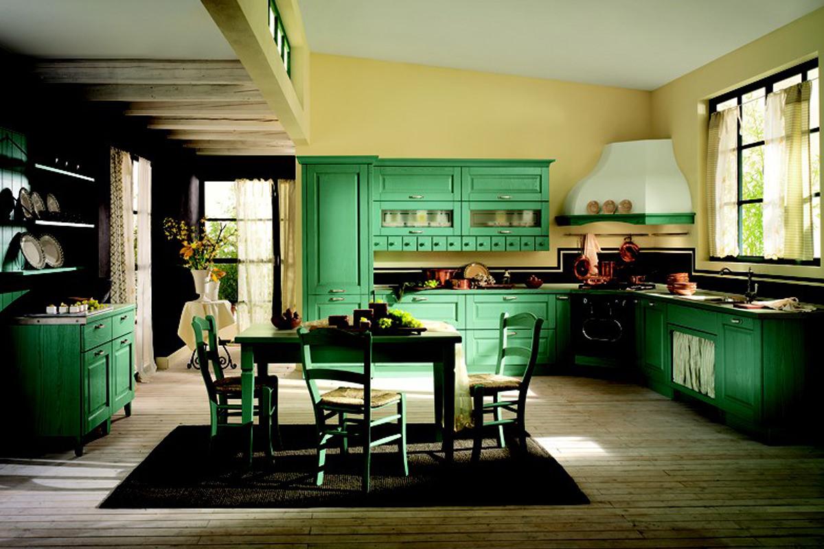 Garibaldi Arredamenti Cucina Classica